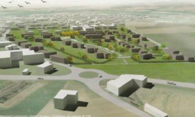 Étude De Faisabilité Pour La Réalisation Du Lotissement Communal «La Caussade» Sur La Commune De Largage (81)
