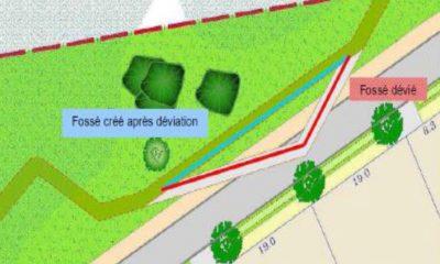 Expertise/diagnostic Des Désordres D'eaux Pluviales – Lotissement «Bois De Lague» – Saucats (33)