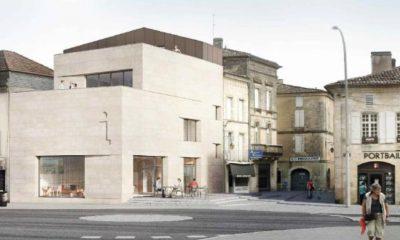 Aménagement Urbain De La Place De La Citadelle Commune De Blaye (33)