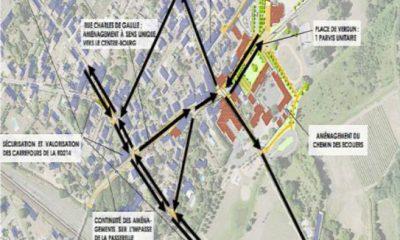 Aménagement Du Centre Bourg De La Commune De Beautiran (33)