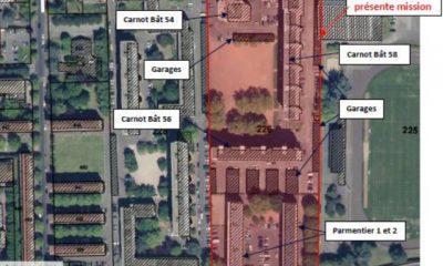 Détection Et Géoréférencement Multiréseaux Rue Carnot Et Rue Parmentier – Saint-Fons (69)
