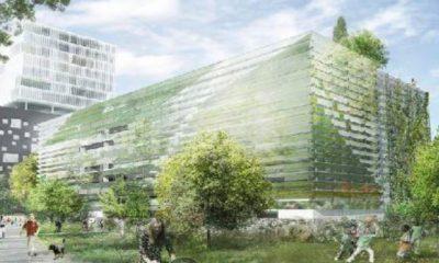 Plan D'exécution Pour Une Solution Compensatoire Sous Chausses – Parking De L'ars – Bordeaux (33)