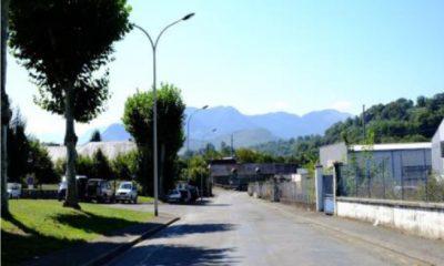 Mission D'étude Pour La Requalification De La Zone Industrielle De Saux Sur La Commune De Lourdes (65)
