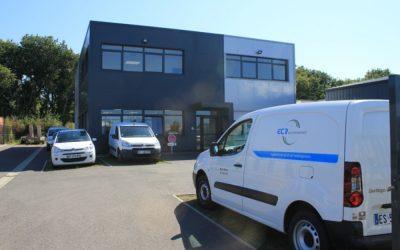 L'agence ECR Environnement Brest évolue (29)