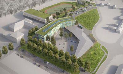 Dossier De Déclaration Loi Sur L'Eau Pour La Construction D'un Collège à Champier (38)