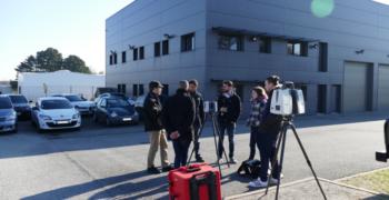 Formation Leica Geosystems à Larmor-Plage (56)