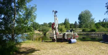 Projet D'aménagement Des Abords Du Lac De Rabodanges (61)