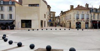 Projet De Giratoire-place à Blaye (33)